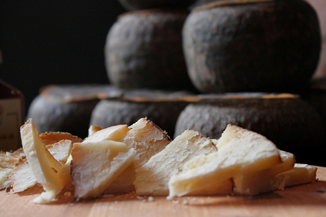 Cheeses by Graeme Maclean on flickr